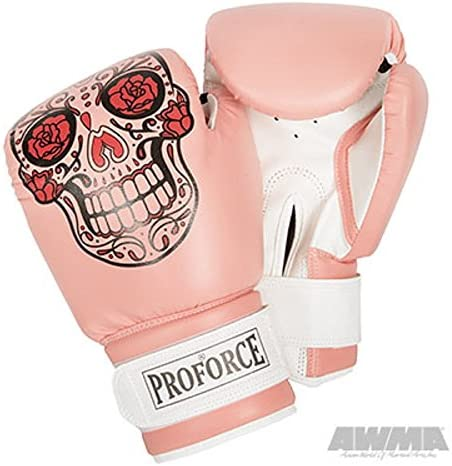 Details about  /ProForce Leatherette Fitness Boxing Gloves for Cardio Fitness Workouts