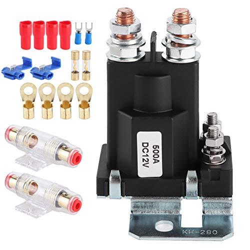 Aislador de relé resistente Aislador de batería dual confiable para automóvil Nuevo