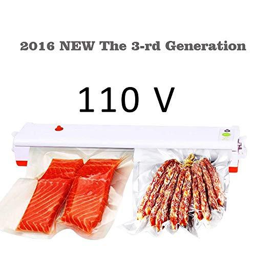 1 2016 Real Rushed Ce Vacuo Vacuum Sealer Ru Shipping Automatic 220v Electric Vacuum Food Sealer Sealing Machine Packaging