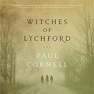 Witches of Lychford audiobook cover art