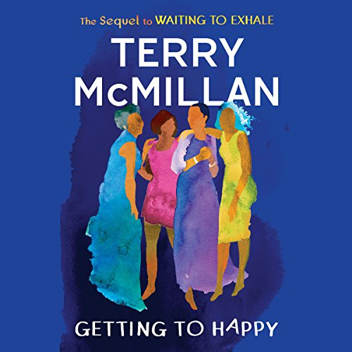 Getting to Happy audiobook cover art