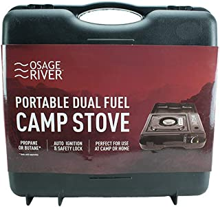 OSAGE RIVER Portable Dual Fuel Camp Stove