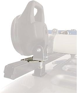 4 Easy Glides w//Hardware//2 Universal Ladder Hoops//20 in Camloc Ladder Strap w//Snap Shackle For Use w//2 H//D Bar System Ladder Slide Ladder Kit Rhino-Rack USA REGLK2B Ladder Slide Ladder Kit Incl