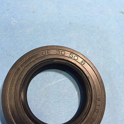 武蔵オイルシール工業 武蔵 オイルシール 軸径30 外径50mm UE 30-50-8 1個 310-2327