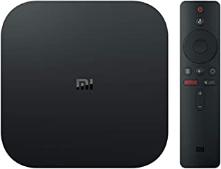 Global Version Xiao Mi TV Box S Android 6.0 4K 8GB HD WiFi Multi-language Youtube DTS Doly IPTV S