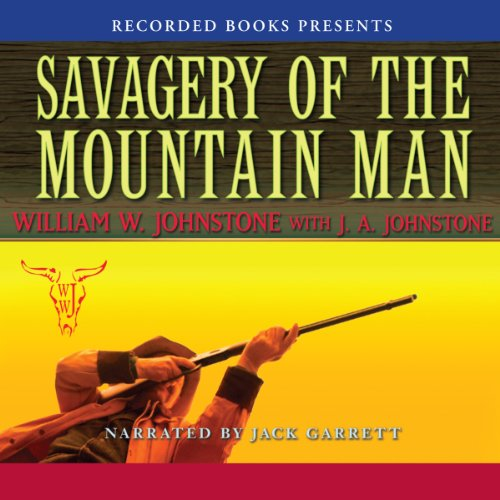 Savagery of the Mountain Man cover art