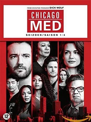 Chicago Med-Saisons 1 à 4 [DVD]