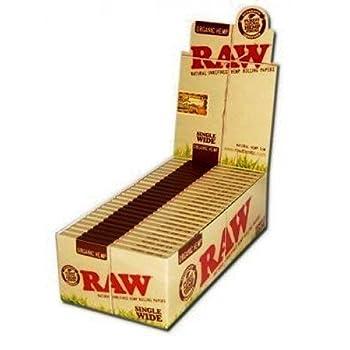 raw organic rolling tobacco