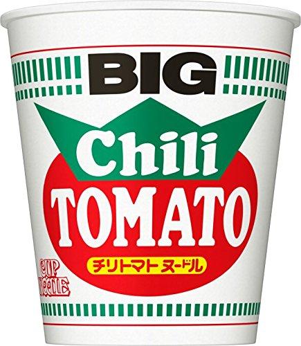 日清 カップヌードル チリトマト ビッグ