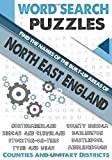 North East England | word search puzzles: Find the names of the built-up areas of | Northumberland | Redcar and Cleveland | Stockton on Tees | Tyne ... | Darlington | Hartlepool | Middlesbrough