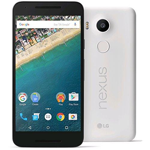 LG Nexus 5X 32GB H791 White