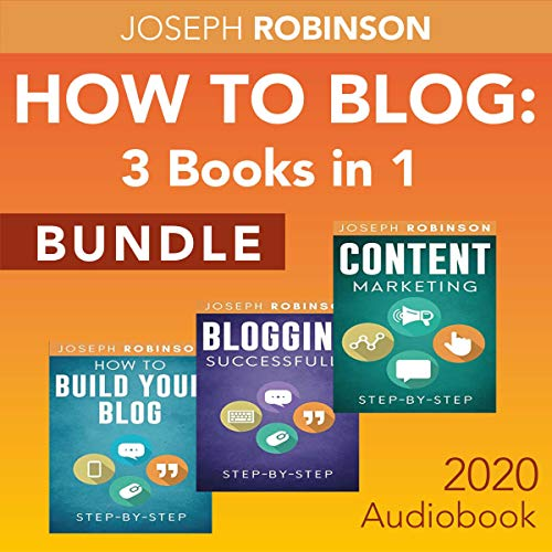 How to Blog cover art