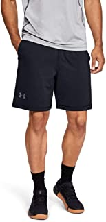 Under Armour Raid 8 Men's Sports Shorts, Ultralight & Fast-Drying Workout Shorts for Men, Loose Sports Shorts with 4-Way S...