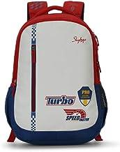 Skybags Figo Extra 01 36 Ltrs White Casual Backpack (FIGO Extra 01)