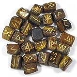 Ilhorin Runes Oeil de Tigre (Divination - voyance)