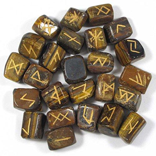 Ilhorin Rune, occhio di tigre, divinazione, veggenza