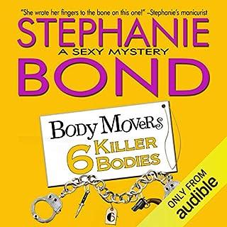 6 Killer Bodies audiobook cover art