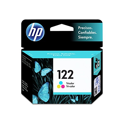Cartucho de Tinta Colorido HP 122 CH561HL (2 ml)