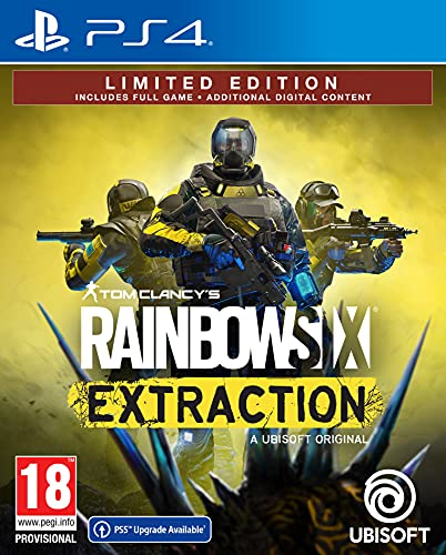 Rainbow Six Extraction Limited Edition PS4