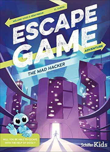 Escape Game Adventure: The Mad Hacker: 1