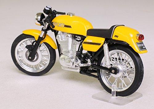 Ducati 350 MK3, Desmo, 1984, Modellauto, Fertigmodell, IXO 1:24