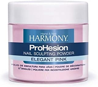 Gelish Elegant Pink Prohesion Sculpting Powder, 3.7 Fluid Ounce