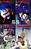 Astro Boy: The Movie - Official Movie Adaptation #1-4 (2009) Limited Series IDW Publishing - 4 Comics