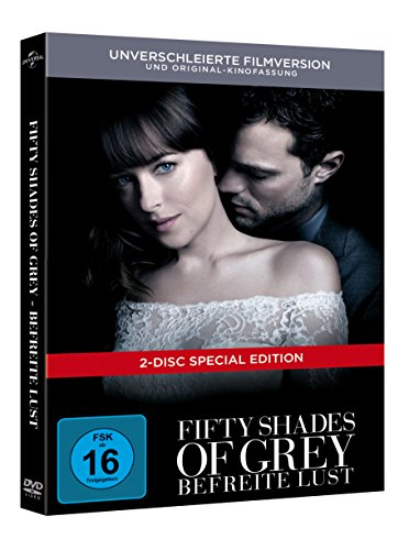 Fifty Shades of Grey – Befreite Lust [2 DVDs] - 2