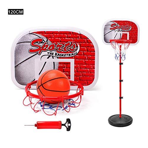 Basketballkorb und Ständer, tragbare Basketballbretter in voller Größe, 165 cm Höhe des Basketballständers Höhenverstellbarer Basketballkorb für Kinder für den Innen- und Außenbereich