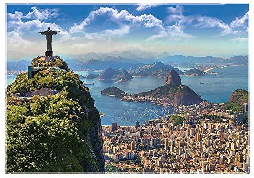 Brandsseller Puzzle - Rio de Janeiro Brasile 1000 pezzi