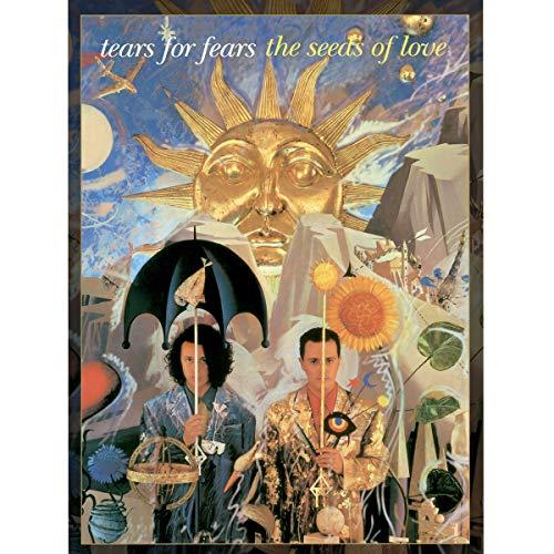 The Seeds of Love (Ltd. Super Dlx. 4CD+Blu-ray Audio)