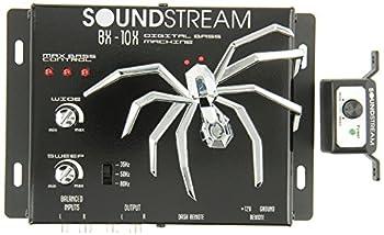 Soundstream Bx10x Bass Reconstruction Processor -Black