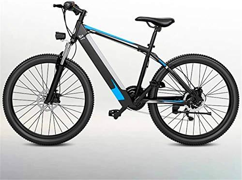 Bicicletas Eléctricas, Bicicleta de montaña 27 Velocidad E Bicicleta 26 pulgadas Aleación...