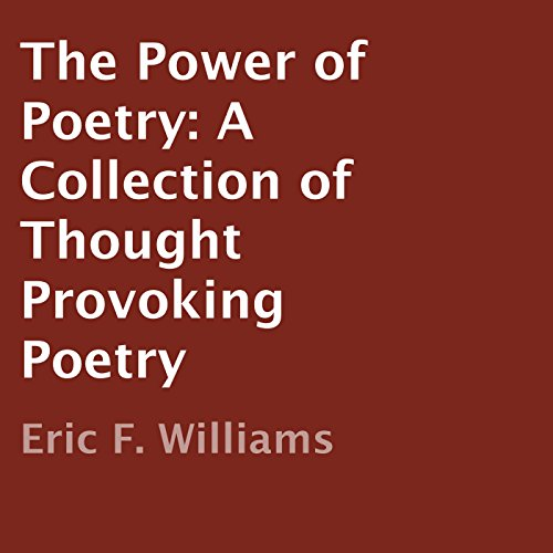 The Power of Poetry audiobook cover art