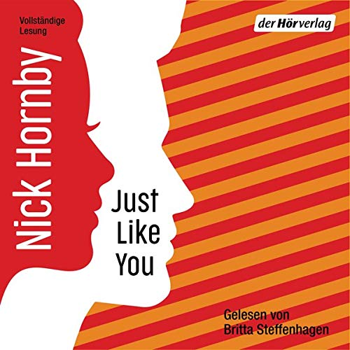 Just like you (German edition) cover art