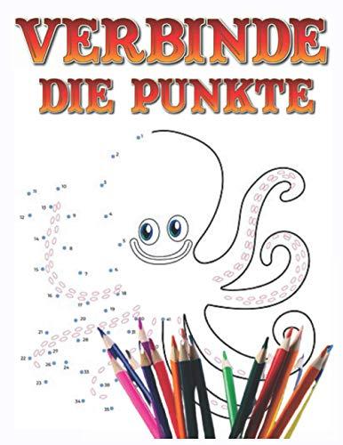 Verbinde Die Punkte: Punkt zu Punkt Bilder-Faszinierende Motive zur Entspannung und Stres Aufgabenheft für Kinder und Erwachsene,Arbeitsbuch für ... Zoll,50 Seite (Relax mit Punkt-zu-Punk)