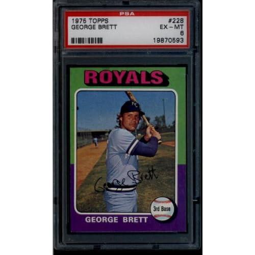 George Brett Card Amazoncom