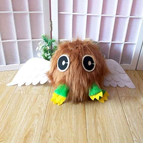 Boufery Kuriboh Plüschtiere, Anime Puppe Yu Gi Oh! Yugi MUTO Monster Kartenspielzeug, Yu Gi Oh Aibo Geburtstag Weihnachten Cosplay Geschenk 35cm