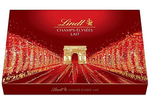 Lindt - Boîte CHAMPS-ELYSEES - Chocolats au Lait - Fins & Irrésistibles - 482g