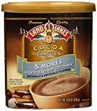 Land O Lakes Canister Hot Cocoa Mix, S'mores, 14.8 Ounce