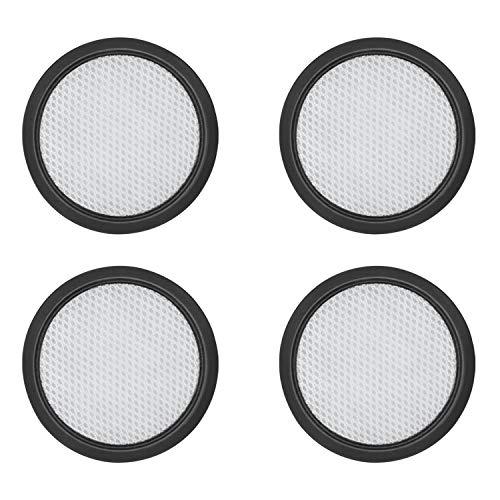 Zealing Lot de 4 filtres HEPA pour Proscenic P8