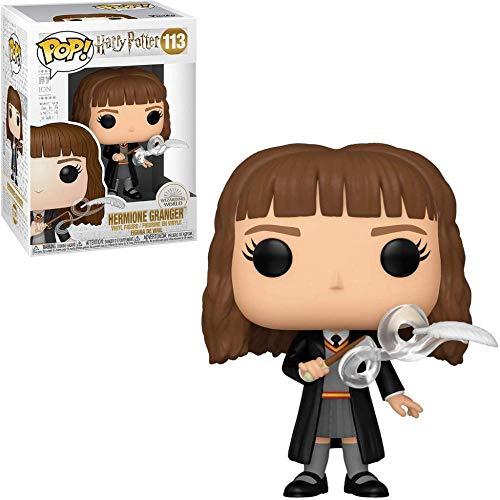 Pop! Harry Potter. Harry Potter- Hermione W/Feather