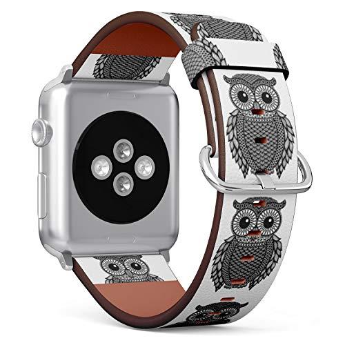 Black Owl Smart Watch