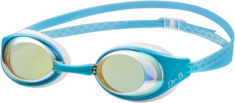 Dr.B Barracuda Mirror Optische Schwimmbrille Damen mit Sehstärke  94690 B074BQQDT7  Nutzen Sie Materialien voll aus