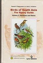 Birds of South  Asia: The Ripley Guide. Vol.II (Descubrir la Naturaleza)