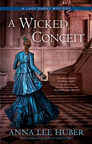 A Wicked Conceit (A Lady Darby Mystery Book 9) (English Edition)