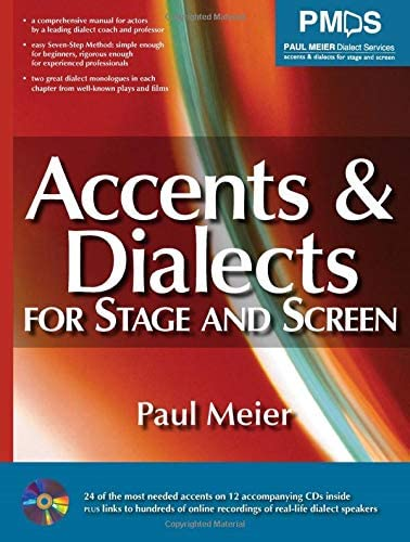 Accents and Dialects for Stage and Screen with 12 CDs product image
