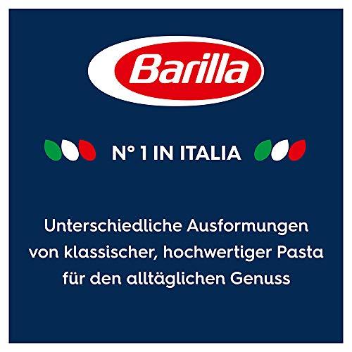 Barilla Hartweizen Pasta Bavette n. 13 – 8er Pack (8x500g) - 3