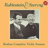 Brahms:Complete Violin Sonatas [Import USA]