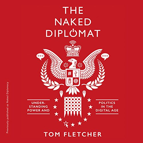 The Naked Diplomat Titelbild